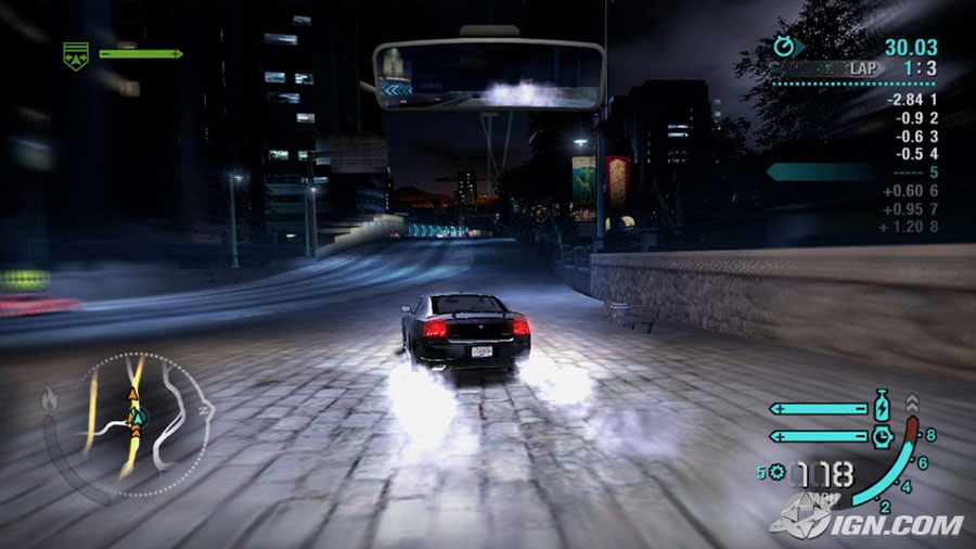 Need for speed carbon: wallpapers